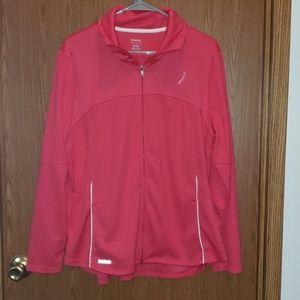 Reebok Breast Cancer Awareness Zipup Jacket  2XL